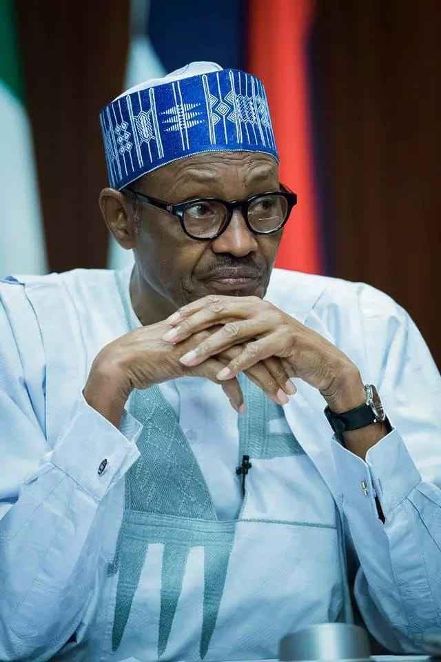 Buhari-President